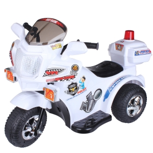 Baby-electric-bicycle-police