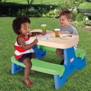 Easy Store Jr. Play Table Displayerf